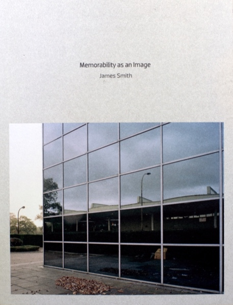 Memorability as an Image by James Smith