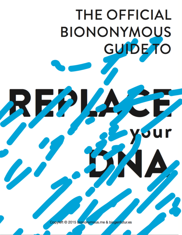 The Official Biononymous Guidebook