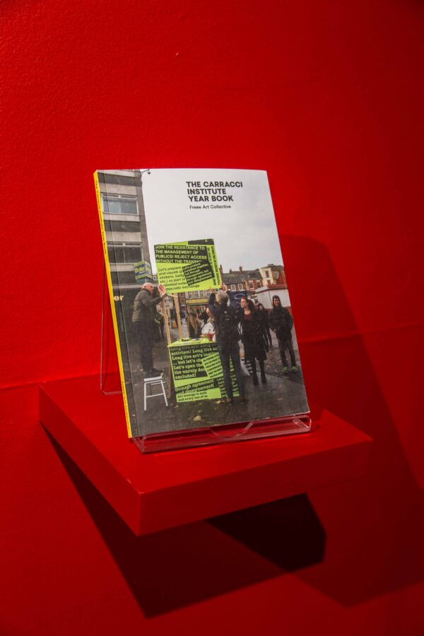 The Carracci Institute Year Book, Freee Art Collective